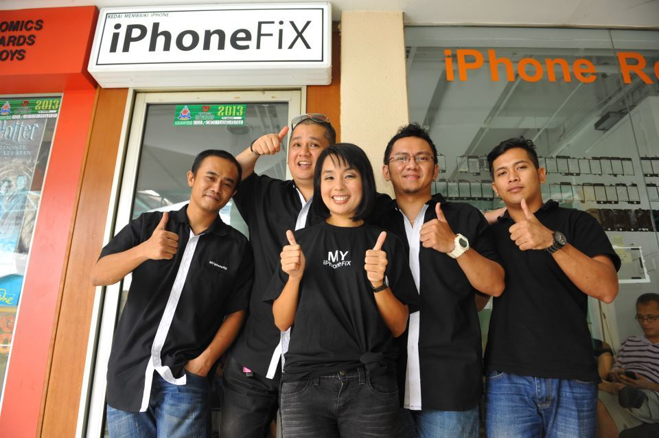 iPhoneFiX