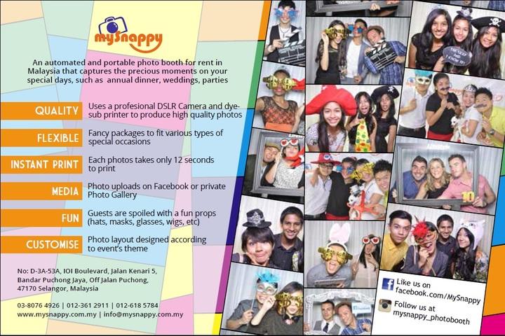 mySnappy flyer