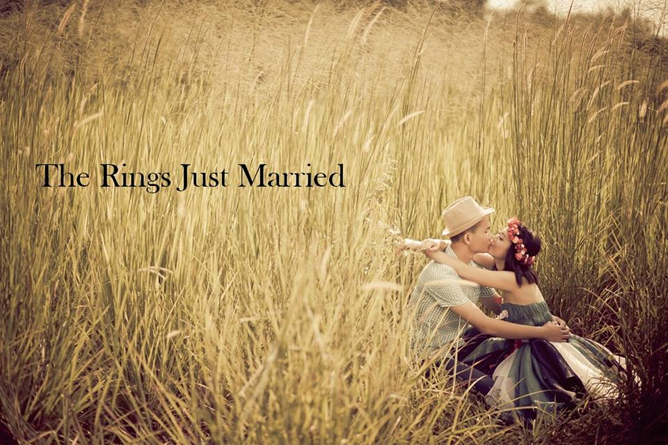 The Rings Just Married