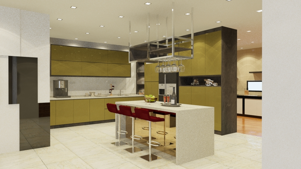 Kitchen Cabinet Contractor Puchong