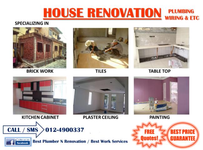 House Renovation Expert