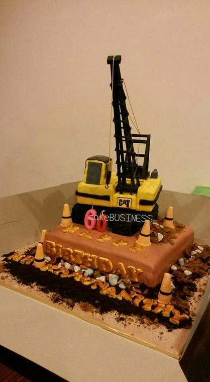 Crane Cake By Cakebusiness Recommend