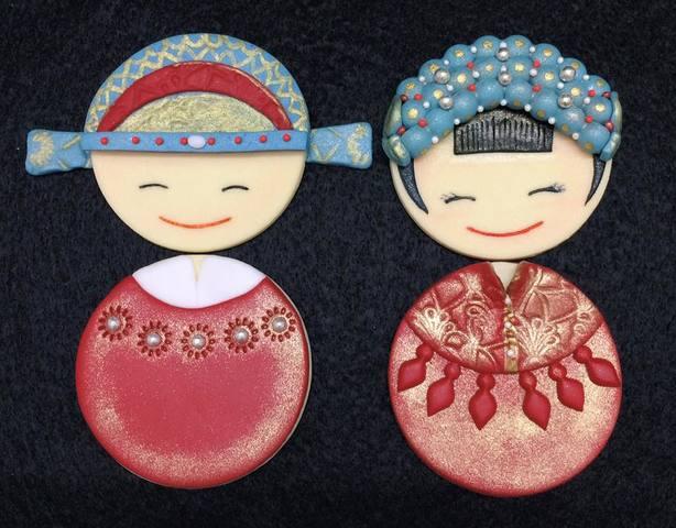 Traditional Chinese Wedding Couple