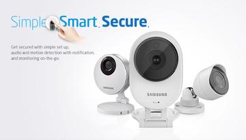 Samsung SmartCam WiFi IP Camera