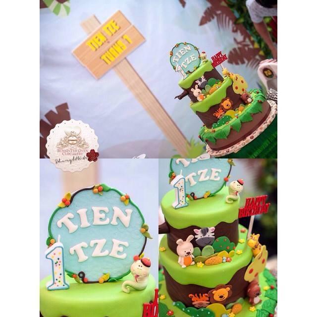 BunsInTheOven Cupcakery
