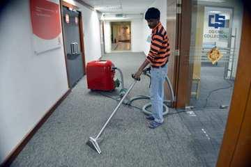 Medium carpet cleaning