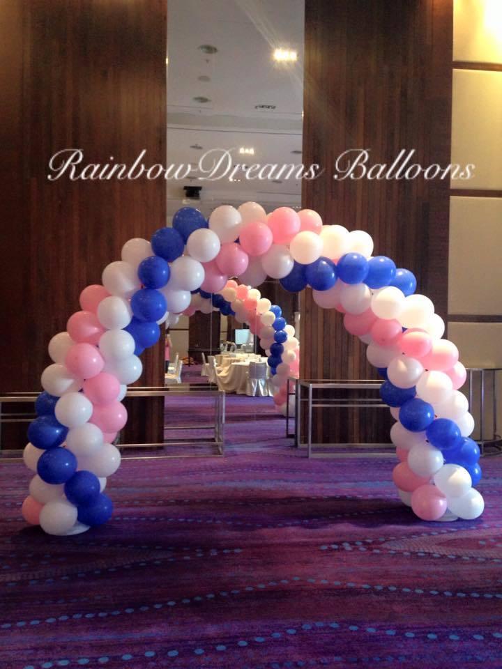 RainbowDreams Balloons