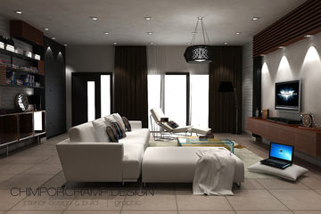Chimporchamp Interior Design & Build | Graphic
