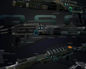 OAR Shotgun