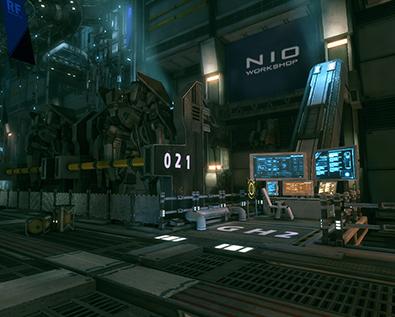 NIO Factory