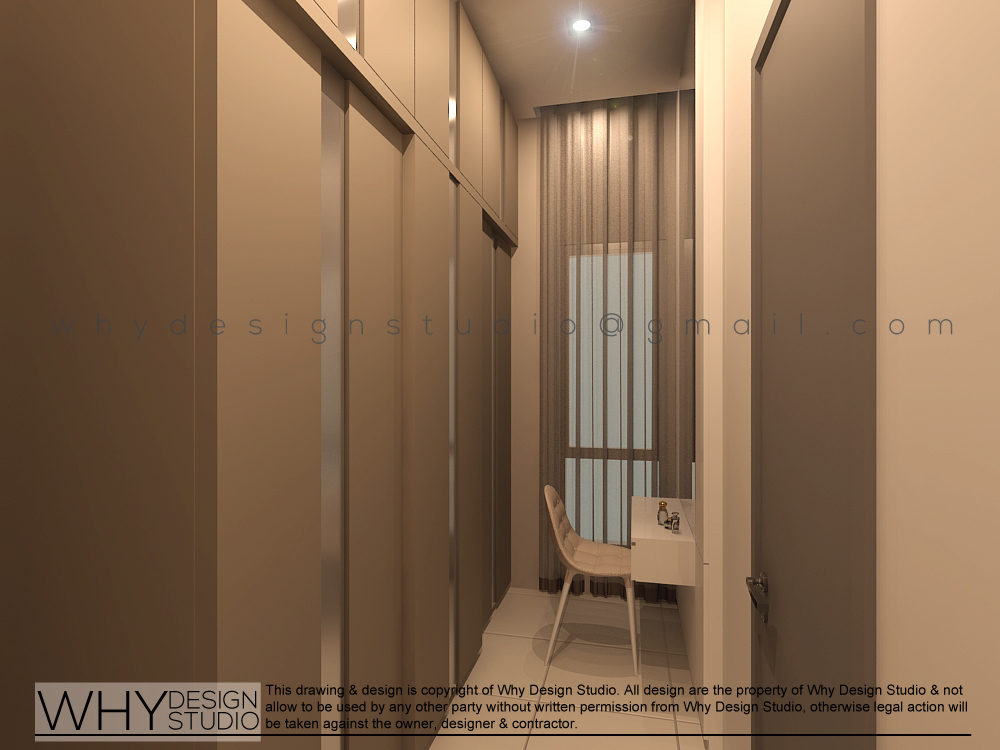 Kampar double storey terrace house by why design studio recommend why design studio junglespirit Image collections
