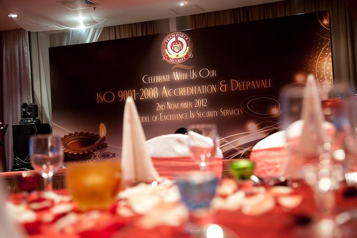 Team Force ISO 9001-2008 Accreditation & Deepavali Dinner