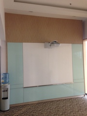 Feature Wall For Projector screen