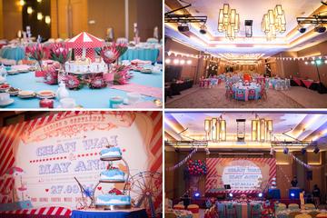 Wedding Theme: Carnival