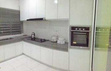 minimalist - wet kitchen