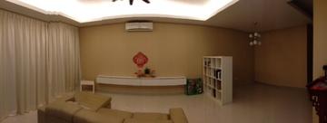 minimalist - living hall