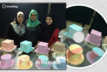 Sugarlicious and Sugarcraft by Naz Hashim