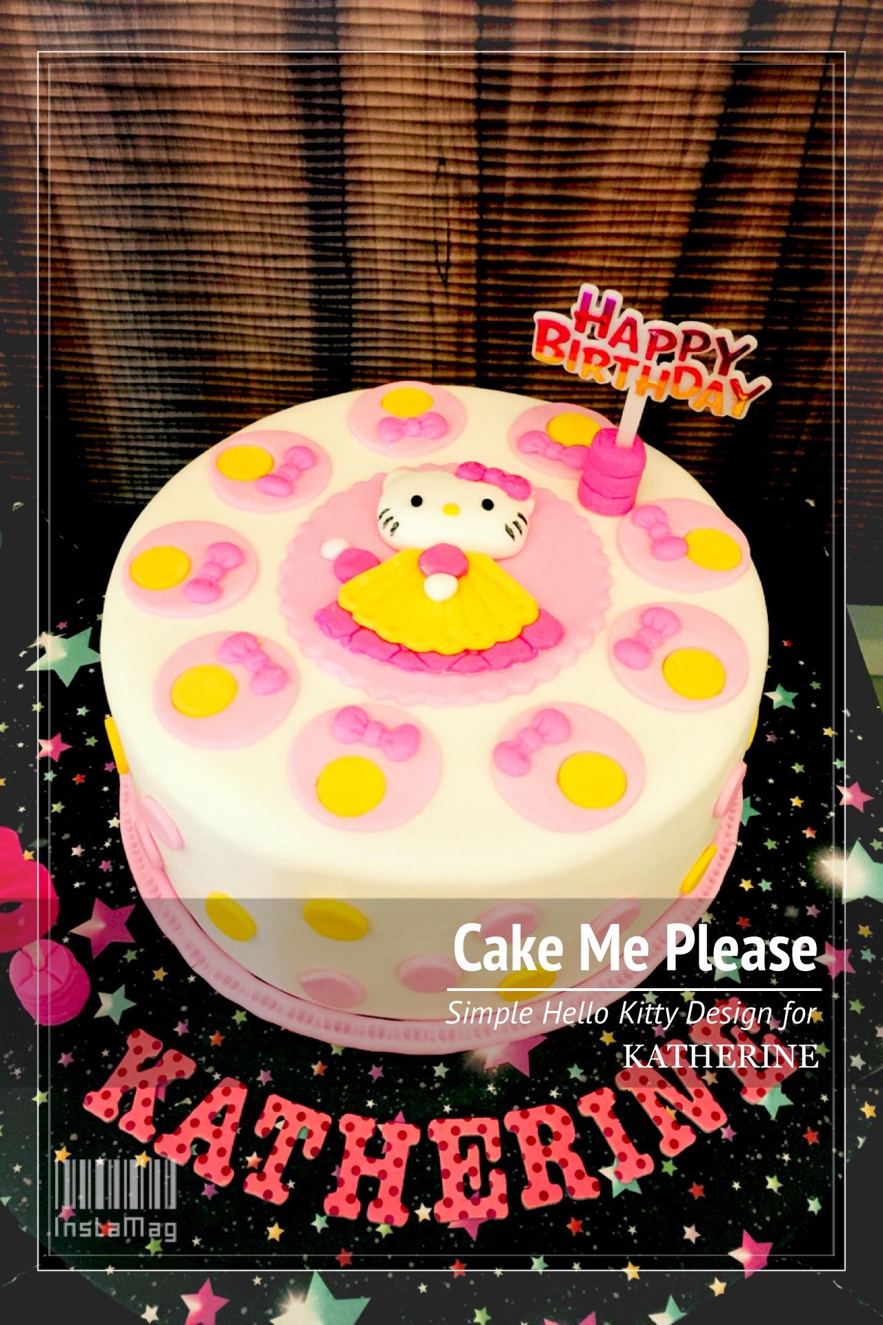 Cake Me Please