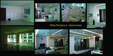 Ritze Perdana 2, Damansara