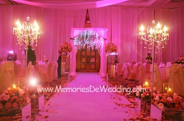 wedding at Shangri-la KL