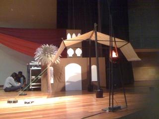 stage decoration - event planner