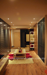 Medium condominium selangor interiordesign carpentry dining kitchen