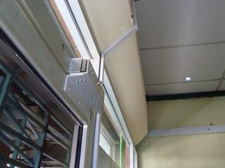 Seri Kembangan Pusat Perdagangan Door access system