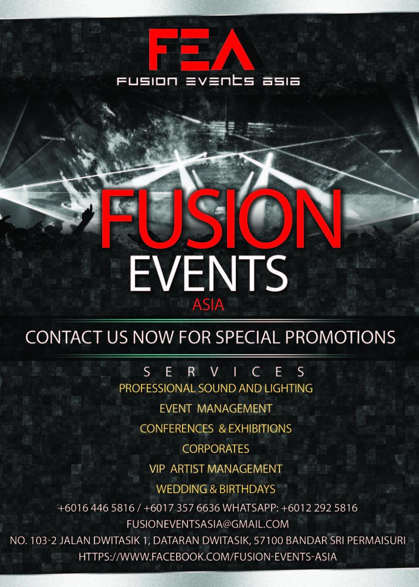 Fusion Events Asia