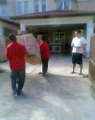 SRD Millennium Movers Van Lines Malaysia