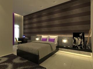 Hotel-like room