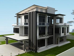 Bungalow Design in Kuala Terengganu