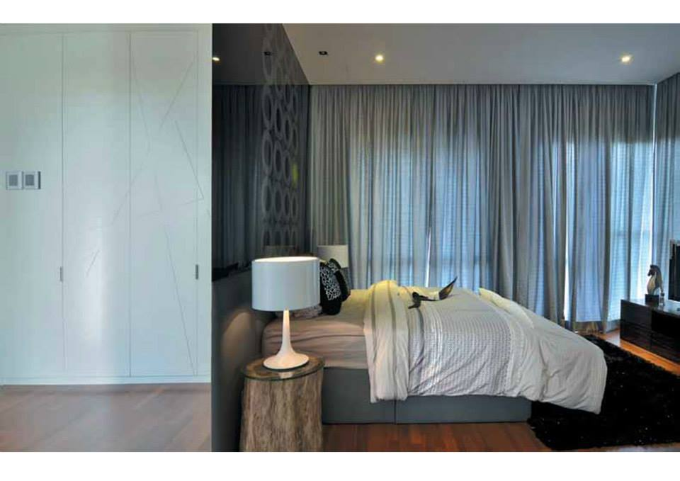 Resident - Show Unit @ 16 Sierra Project, IOI by Hatch Interior Studio Sdn Bhd - Living Completed Kitchen Bathroom Bedroom Kids Bedroom Study / Office Dining Above 2400 sqft Modern Semi-D / Bungalow - Recommend.my