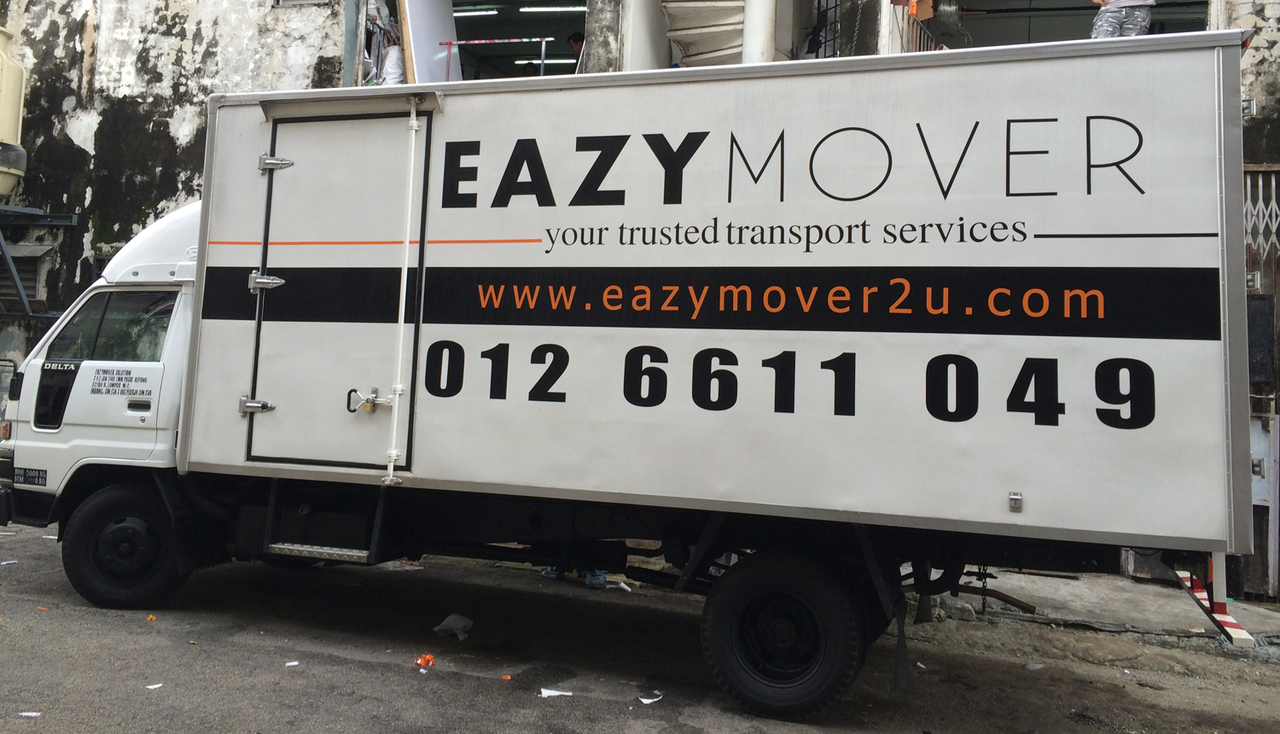 klang valley mover services by eazymover solution | recommend.my