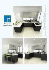 Ponderosa Vista Kitchen Cabinet Design, Johor Bahru