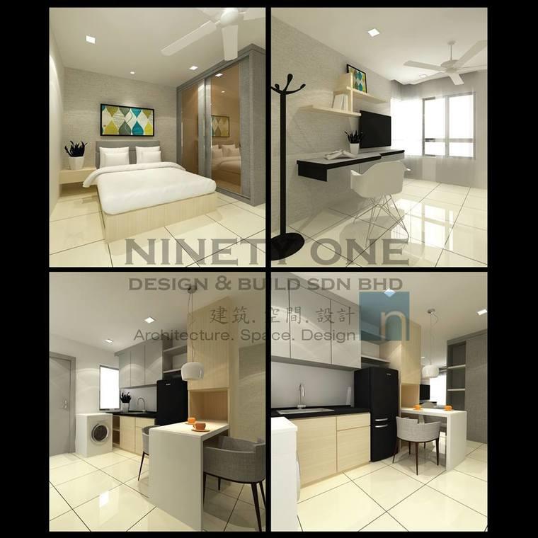 Zennith Suite Studio Design Renovation Johor Bahru