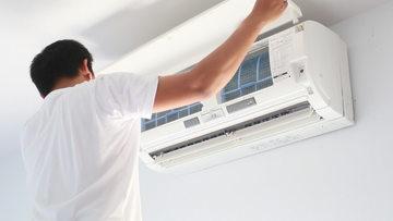 Medium air conditioning service