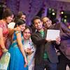 Thumb wedding reception group selfie holiday villa subang