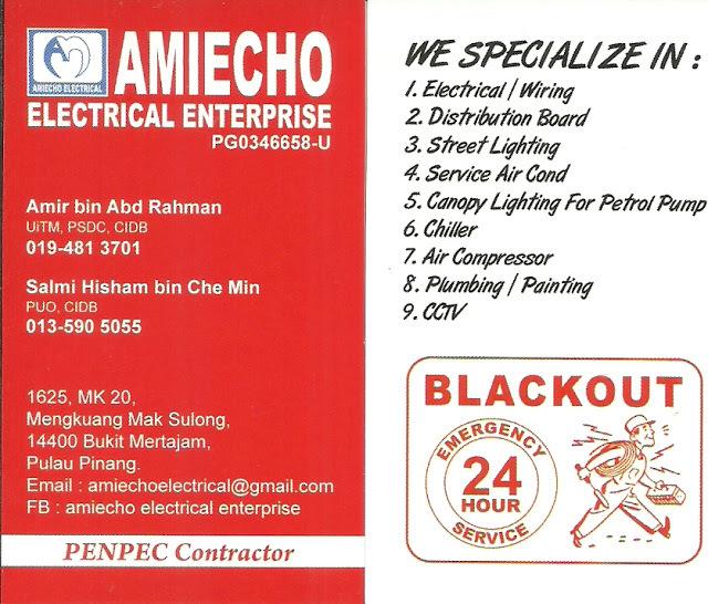 Amiecho Electrical Enterprise