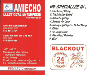 Amiecho Electrical Enterprise