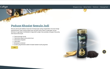 Malay website content