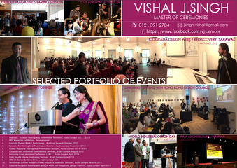 Medium emcee profile vishaljs