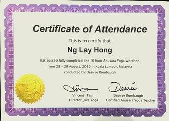 Freelance Yoga Instructor