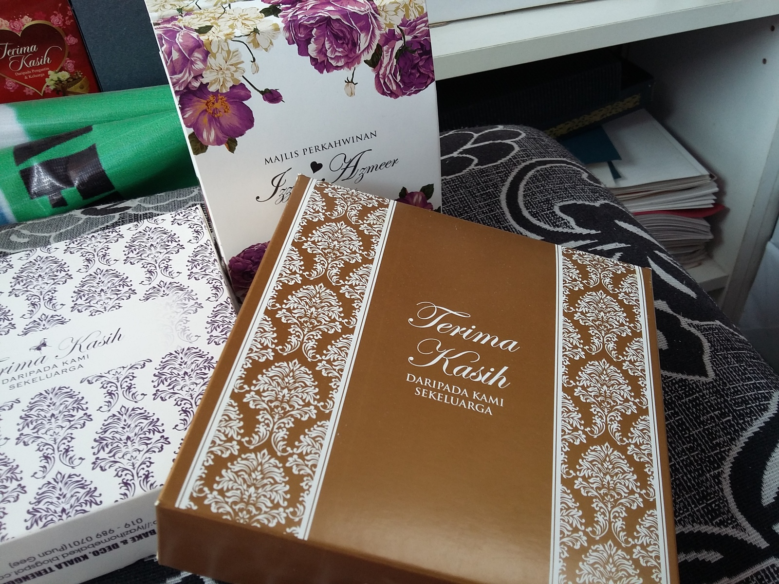 Wedding Gift Paper: Paper Bag Murah & Wedding Gift
