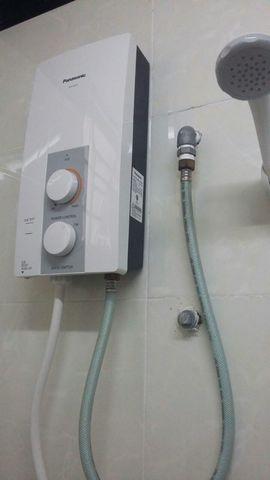 Water Heater Installation @ HOUSING/CONDO