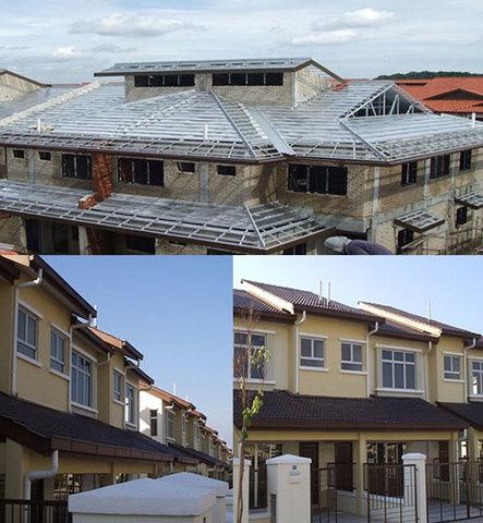 160 Units Double Storey House  @ Taman Scientex, Skudai, Johor