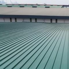Clip Metal Roof Profile @ Factory, K.L.