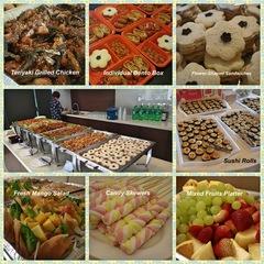 Medium catering project