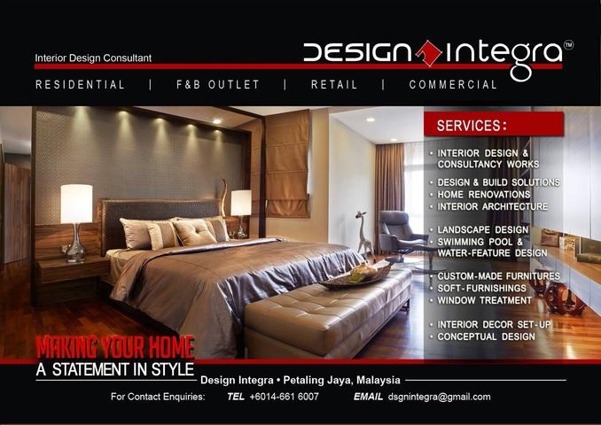 DESIGN+INTEGRA :  RESIDENTIAL / HOMES