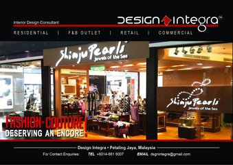 DESIGN+INTEGRA :  RETAIL OUTLET