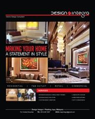 DESIGN+INTEGRA ( #Interior, #Design, #Consultant )